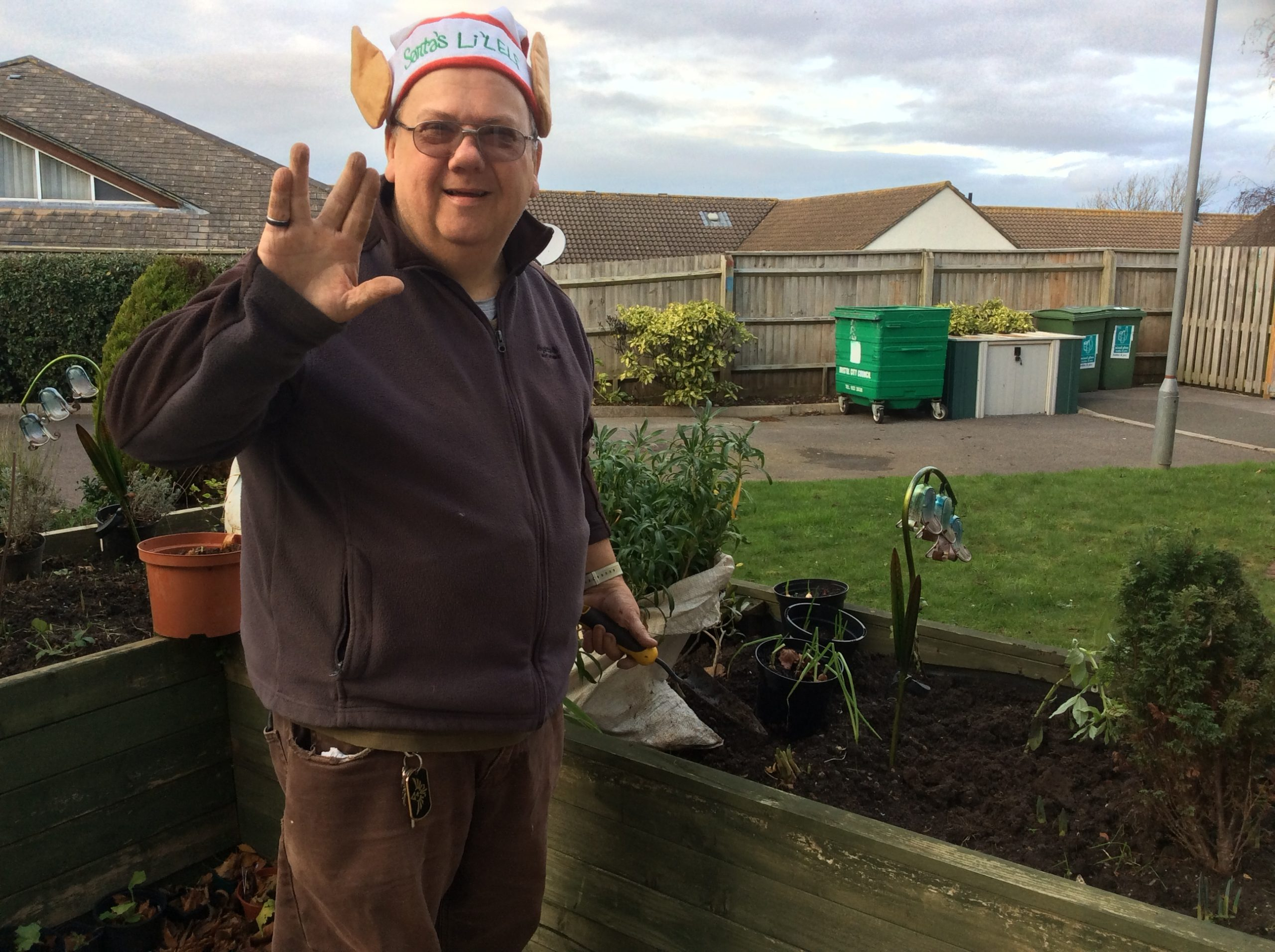 Gardening sessions return to the community